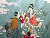 Праздник Двойной Семерки -- седьмой день седьмого лунного месяца -- один из  любимых в Китае праздников. Считается 3f0521e560694