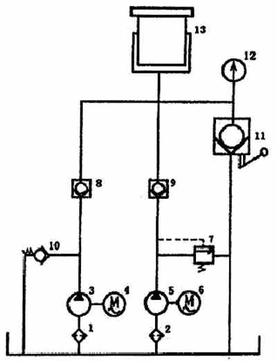 4)Магнитный сепаратор